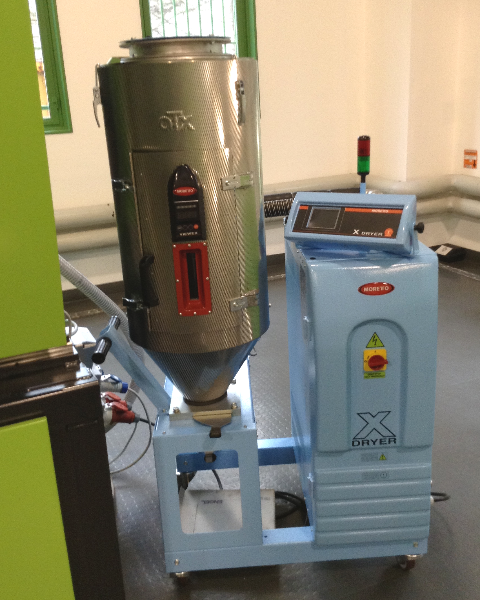 X Dryer Moretto con sistema OTX